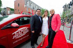 Rachid Badouri et Code Rouge : lancement officiel de www.coderougeauto.com