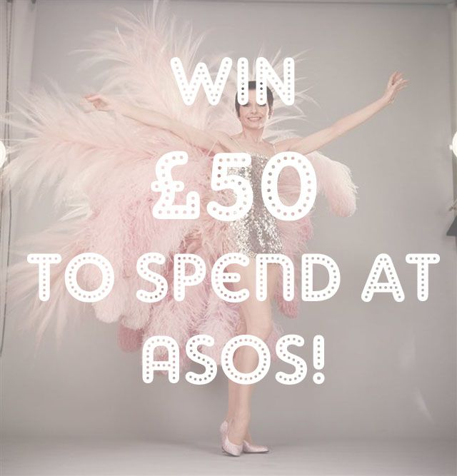 Win a £50 ASOS voucher over at Canned Fashion today!