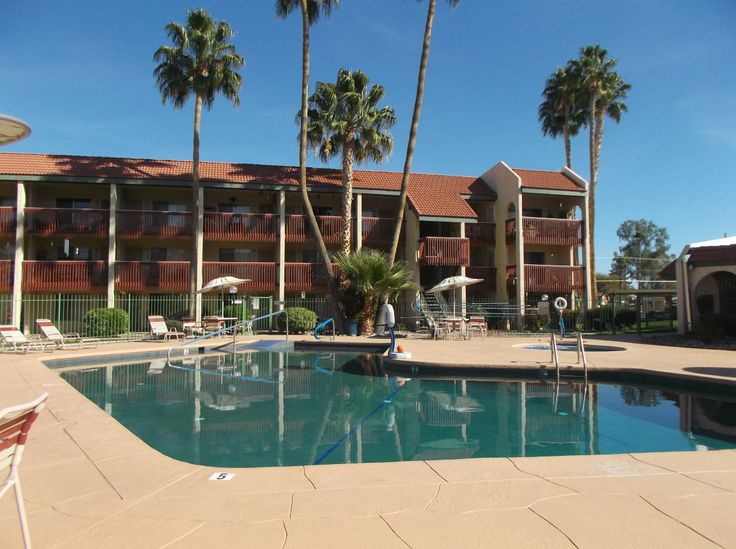 Wilmot North Apartments  What a great day for a swim in our heated pool. Senior living at it's best!  #FHRcares #WilmotNorth #seniorliving #TucsonArizona