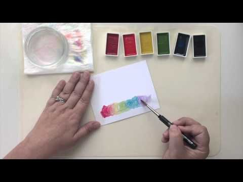 Watercolor Birthday Cards Tutorial ~ Best birthday cards word art images