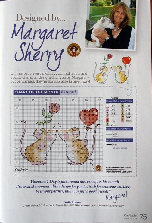 Margaret Sherry - (ratinhos apaixonados)