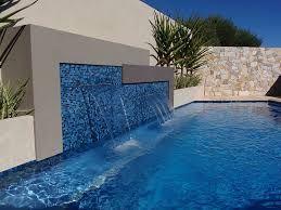 Best 25 Pool Water Features Ideas On Pinterest Backyard