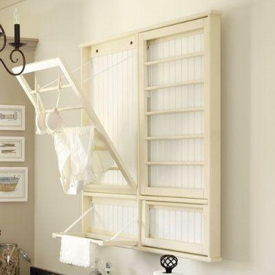 Drying rack - laundry Great idea