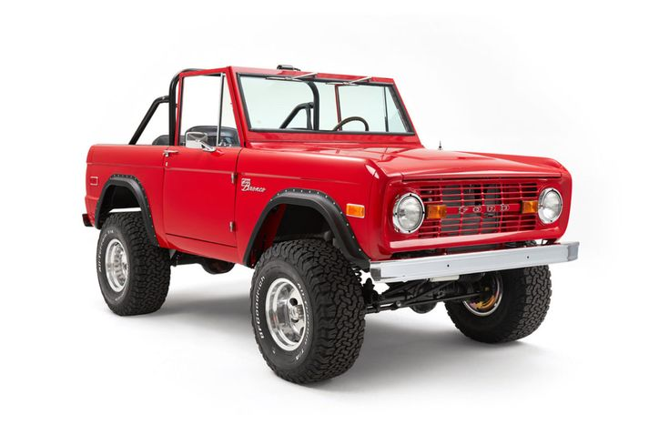 Classic Ford Broncos – check out some of our recent show-quality early model Ford Bronco restorations. We do everything in-house at our shop.