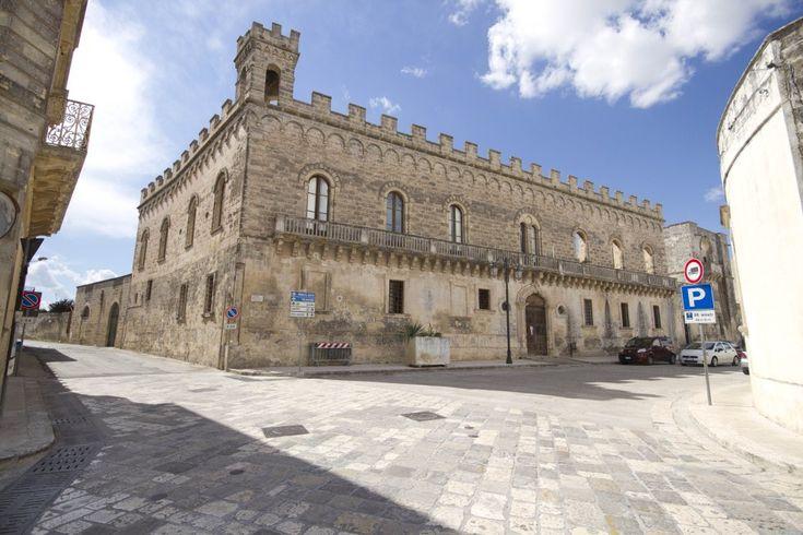 Palazzo Baronale di Marittima - Marittima - Diso - Lecce - 365giorninelsalento.it