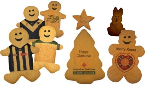 Branded Gingerbread - Thrive Promotional Products