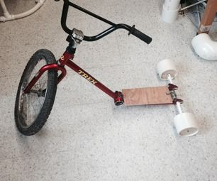 the Drift Scooter