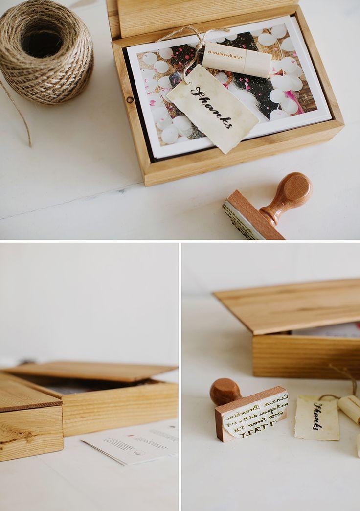 Wedding Photography Packaging USB + Fine Art Prints
