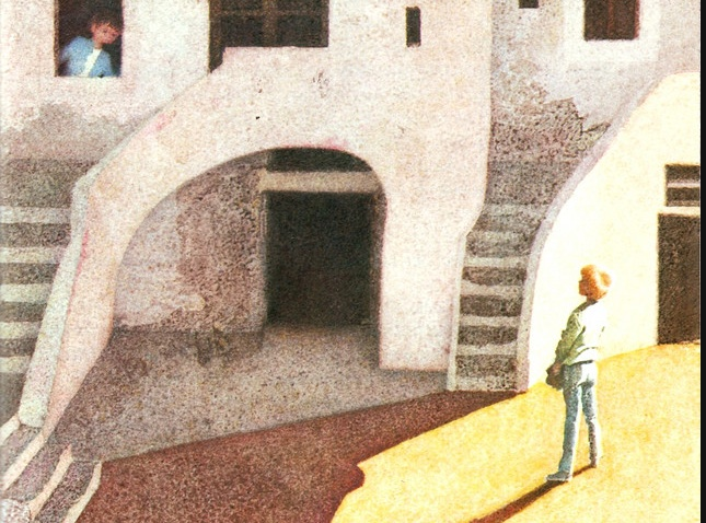 Illustration by Ugo Fontana