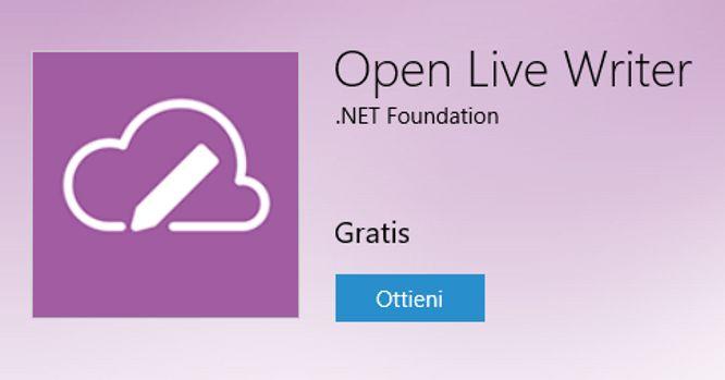 Open Live Writer, il software per blogger, disponibile nello Store Microsoft  #follower #daynews - http://www.keyforweb.it/open-live-writer-software-blogger-disponibile-nello-store-microsoft/