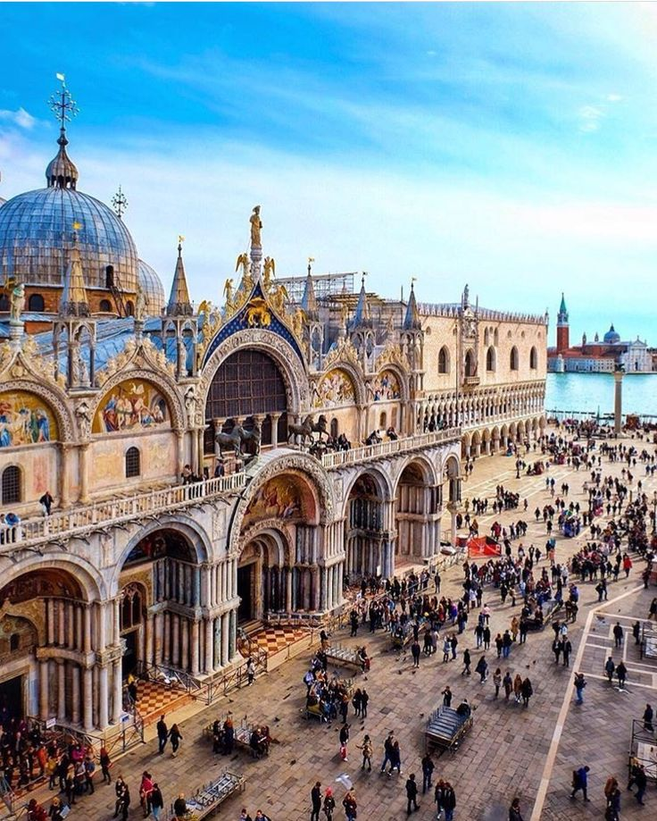 Praça São Marcos, Veneza, Itália