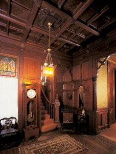 Mark Twain House Interior
