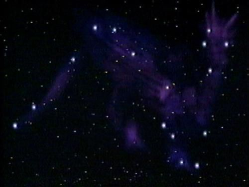Draco Constellation: Dragonheart