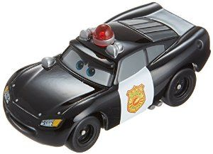 Cars Tomica - C-36 Lightning McQueen (Police Type)