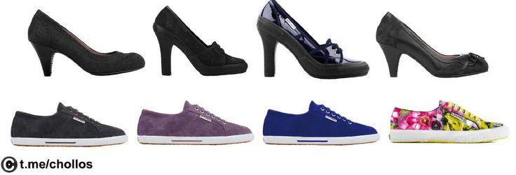 Liquidación Superga zapatos desde 999 - http://ift.tt/2qcGk1X
