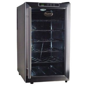Vinotemp VT-18TEDS Thermo-Electric Digital 18-Bottle Wine Chiller, Black and Stainless --- http://www.pinterest.com.tocool.in/7g.: 18Bottl Wine, Vinotemp Vt 18Ted, Thermos Electric Digital, 18 Bottle Wine, Wine Chiller, Digital 18 Bottle, Digital 18Bottl, Wine Cellars, Wine Coolers