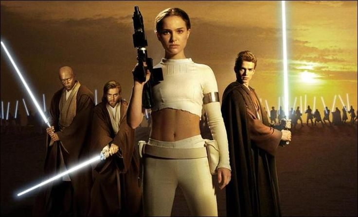 Ten years after the invasion of Naboo, the Galactic Republic is facing a Separatist movement and the former queen and now Senator Padmé Amidala travels to Coruscant to vote on a project to create an army to help the Jedi to protect the Republic. Upon arrival, she escapes from an attempt to kill her, and Obi-Wan Kenobi and his Padawan Anakin Skywalker are assigned to protect her. They chase the shape-shifter Zam Wessell but she is killed by a poisoned dart before revealing who hired her.
