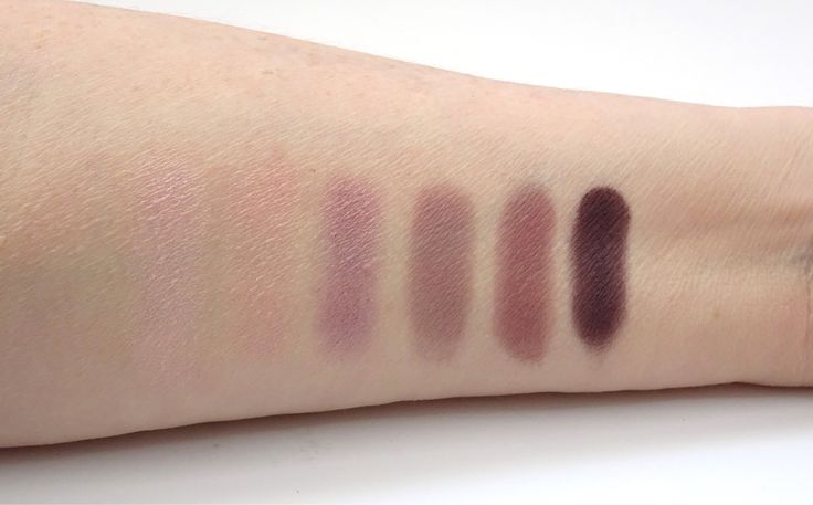 Laura Mercier Eye Art Artist's Palette Review, Swatches and Photos
