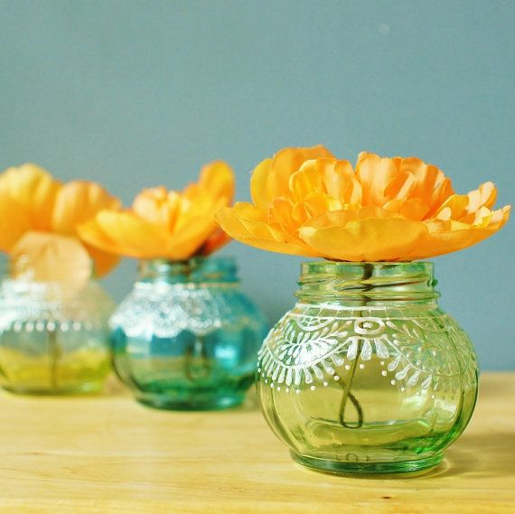 Hey, I found this really awesome Etsy listing at https://www.etsy.com/listing/150143502/trio-of-round-jar-bud-vases-or-candle