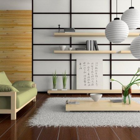 minimalist japanese living room ideas