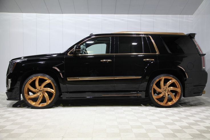 Cadillac Escalade by Calwing, the SUV now coming with a new face and a standout …