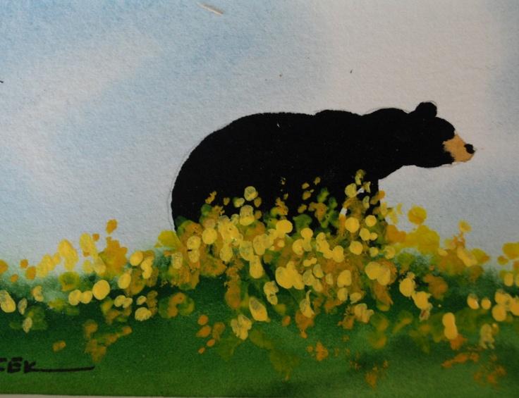 32 best Bears images on Pinterest | Bear art, Bear illustration and ...