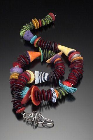 Necklace by Ronna Sarvas Weltman