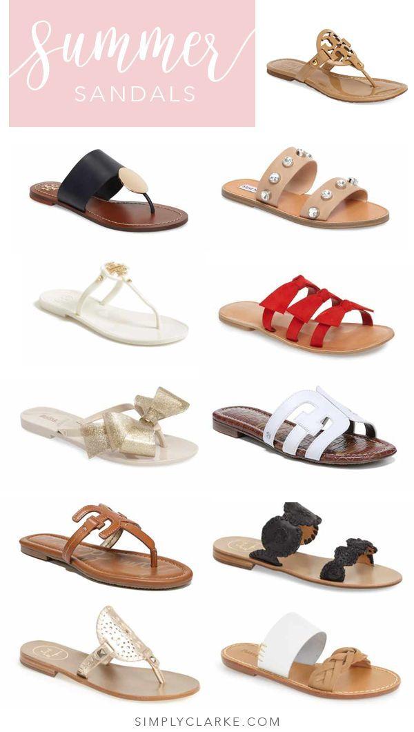 Spring Sandal Favorites Spring Sandals Womens Fashion Shoes Sandals Summer