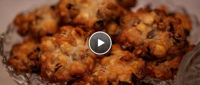 confetti koekjes van Rudoloph