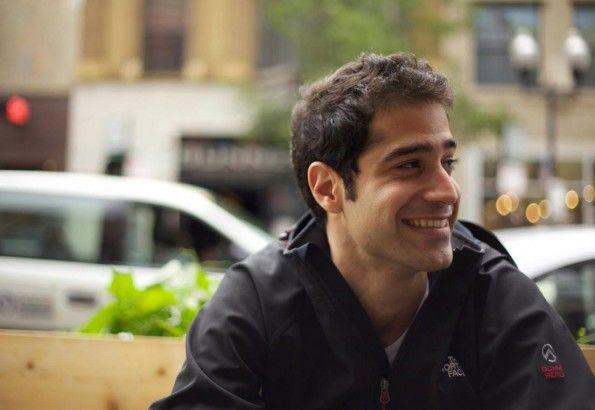 ENTREVISTA a Kayvon Beykpour, fundador de Periscope.  Kayvon recibe a TreceBits (por videoconferencia, como no podía ser de otra manera) a primera hora d