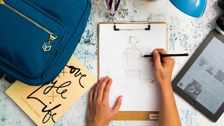 Have You Ever Wondered If There Is Anything More Than The Trending Career Label To Fashion Designing With This Blog You Will Find Out Th Fashion Design Design Fashion