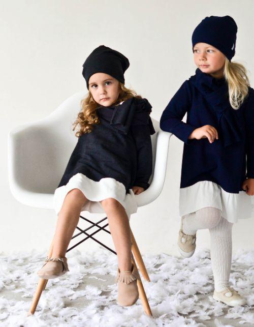Sukienka FALBANA granat | Misimi | SHOWROOM Kids