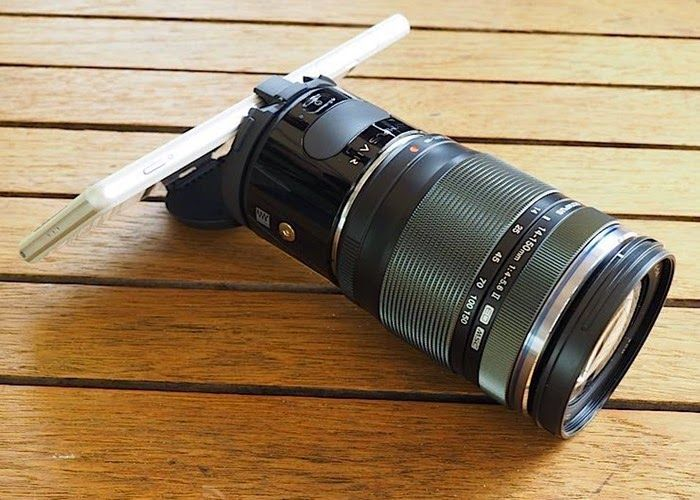 Olympus Air Smartphone And Tablet Lens Camera