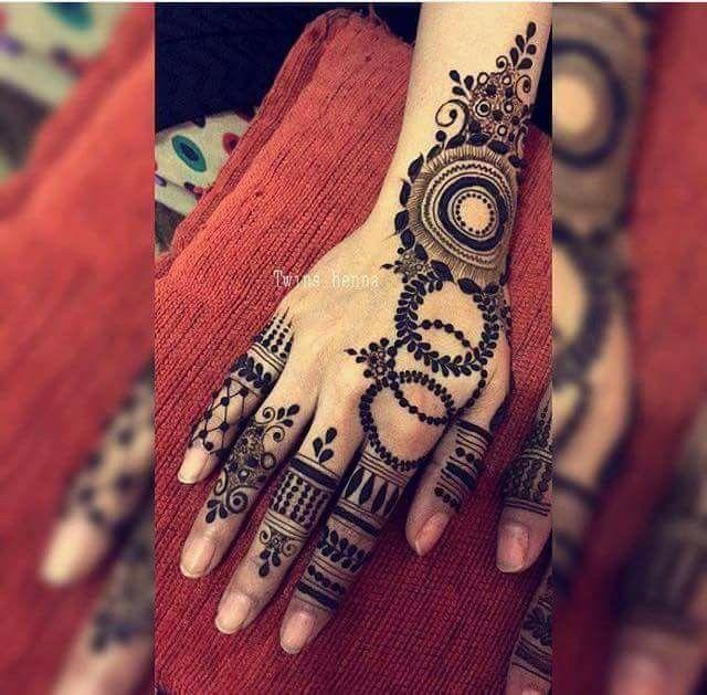 Best 20 Arabic Henna Designs Ideas On Pinterest  Arabic