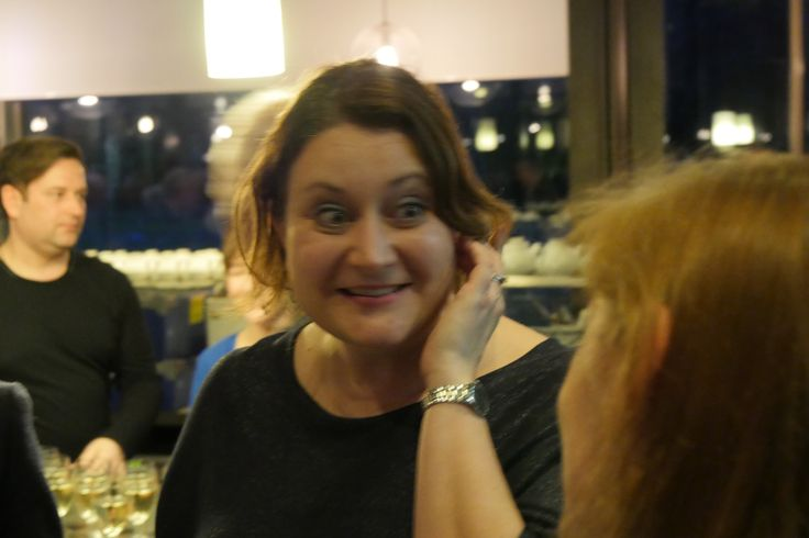 With due respect to 'Abigail'- it was most definitely Jennifer's Party at the Holburne Museum last night as staff, trustees and friends packed the cafe to say goodbye to their Di…