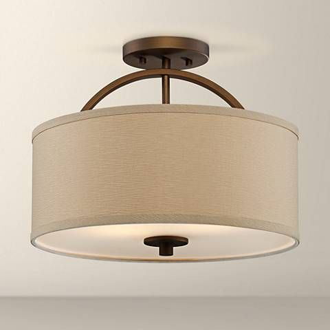 New Bronze Hallway Light Fixtures