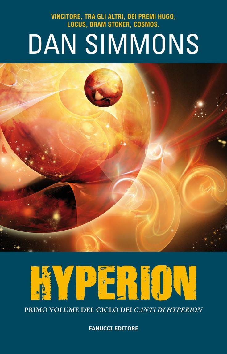 La bellissima #saga fantascientifica di Dan Simmons - Hyperion