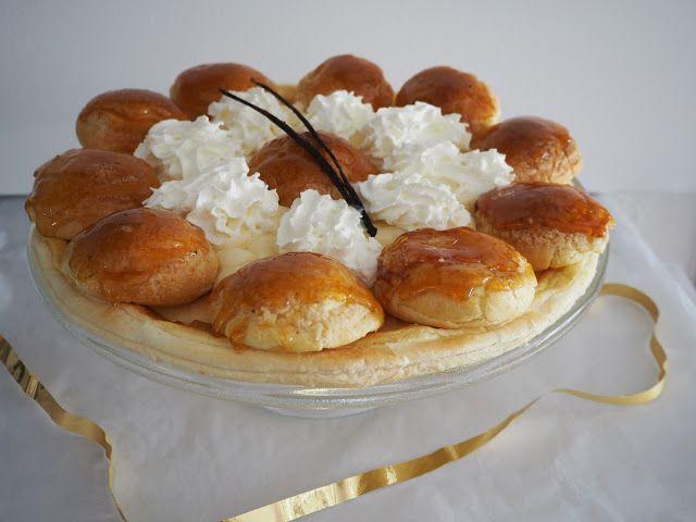 SMAKI FRANCJI współczesna kuchnia francuska: SAINT- HONORÉ