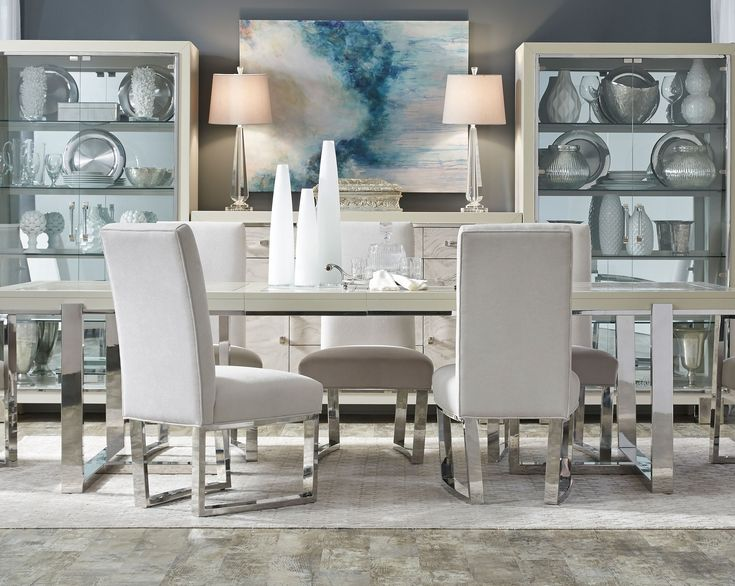 Find This Pin And More On Dining Room Furniture Accessories By Christineshomefurnishingsdesig