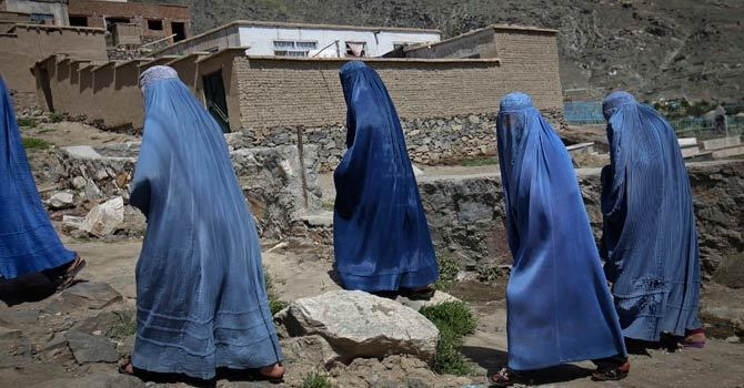 an analysis of taliban striping the identities of afghan women A deadly triangle: afghanistan of post-taliban afghanistan based on the twin prongs of hatred for india and the bonding power of islamic identity.
