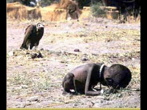 Doenças e miséria em países subdesenvolvidos