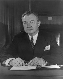 "Houghwout Jackson (February 13, 1892 – October 9, 1954) was United States Attorney General (1940–1941) and an Associate Justice of the United States Supreme Court (1941–1954). He was also the chief United States prosecutor at the Nuremberg Trials. A ""county-seat lawyer"", he remains the last Supreme Court justice appointed who did not graduate from any law school (though Justice Stanley Reed who served from 1938–1957 was the last such justice to serve on the court),"