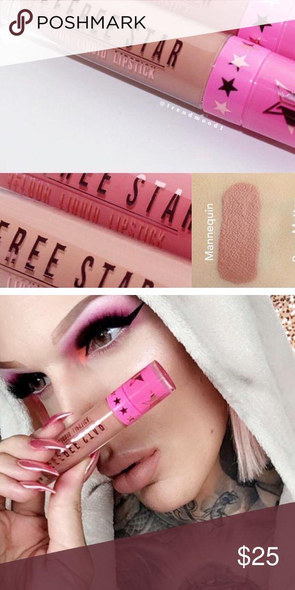 BNIB Jeffree Star velour liquid lip in Mannequin BNIB sealed Jeffree Star Mannequin. 100% authentic. Jeffree Star Makeup Lipstick