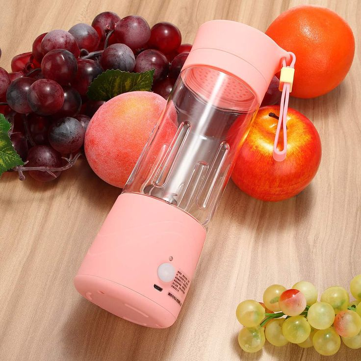 Mini Portable USB Electric Rechargeable Smoothie Maker Blender