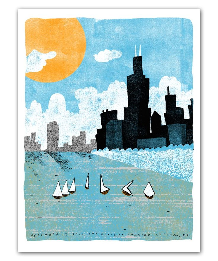 Nice Day for a Sail Poster