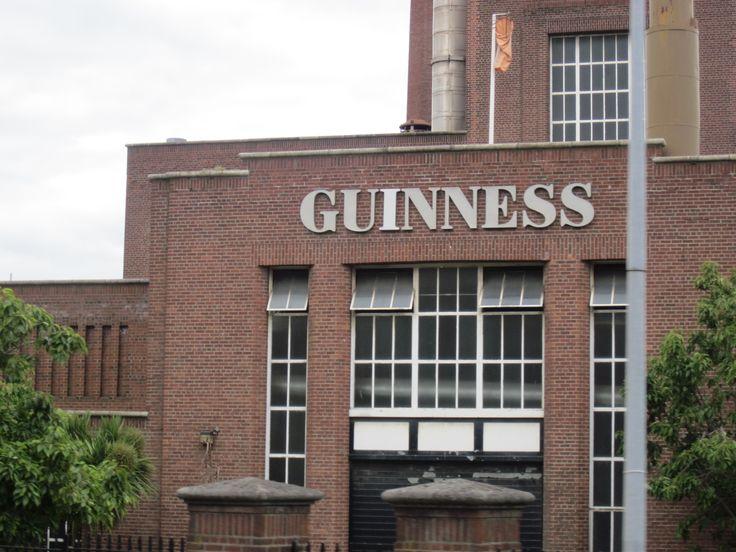 La fabrica mas famosas de Dublin