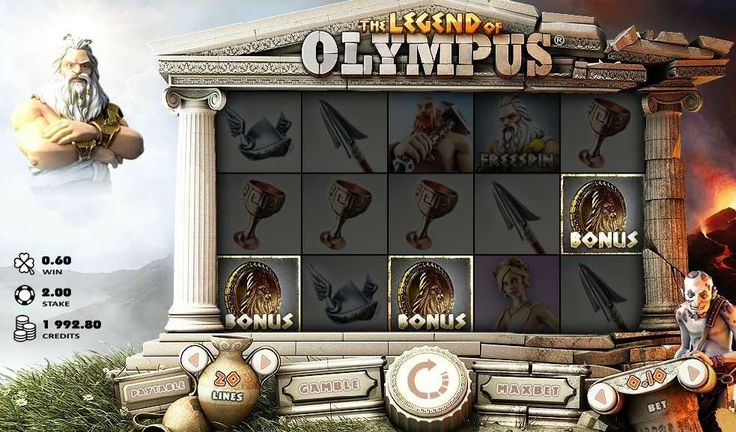 Деньги на Олимпе с игровым автоматом Legend of Olympus - http://777avtomatydengi.com/dengi-na-olimpe-s-igrovyim-avtomatom-legend-of-olympus