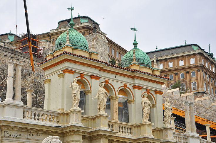 Várkert Bazár in Budapest                 from: Szeretlek Magyarország