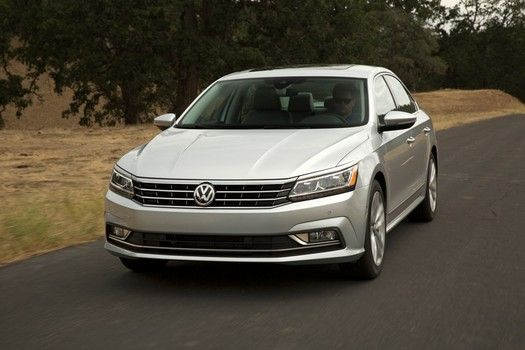 2016 Passat 1.8T gas engine sedan delivers affordable VW performance