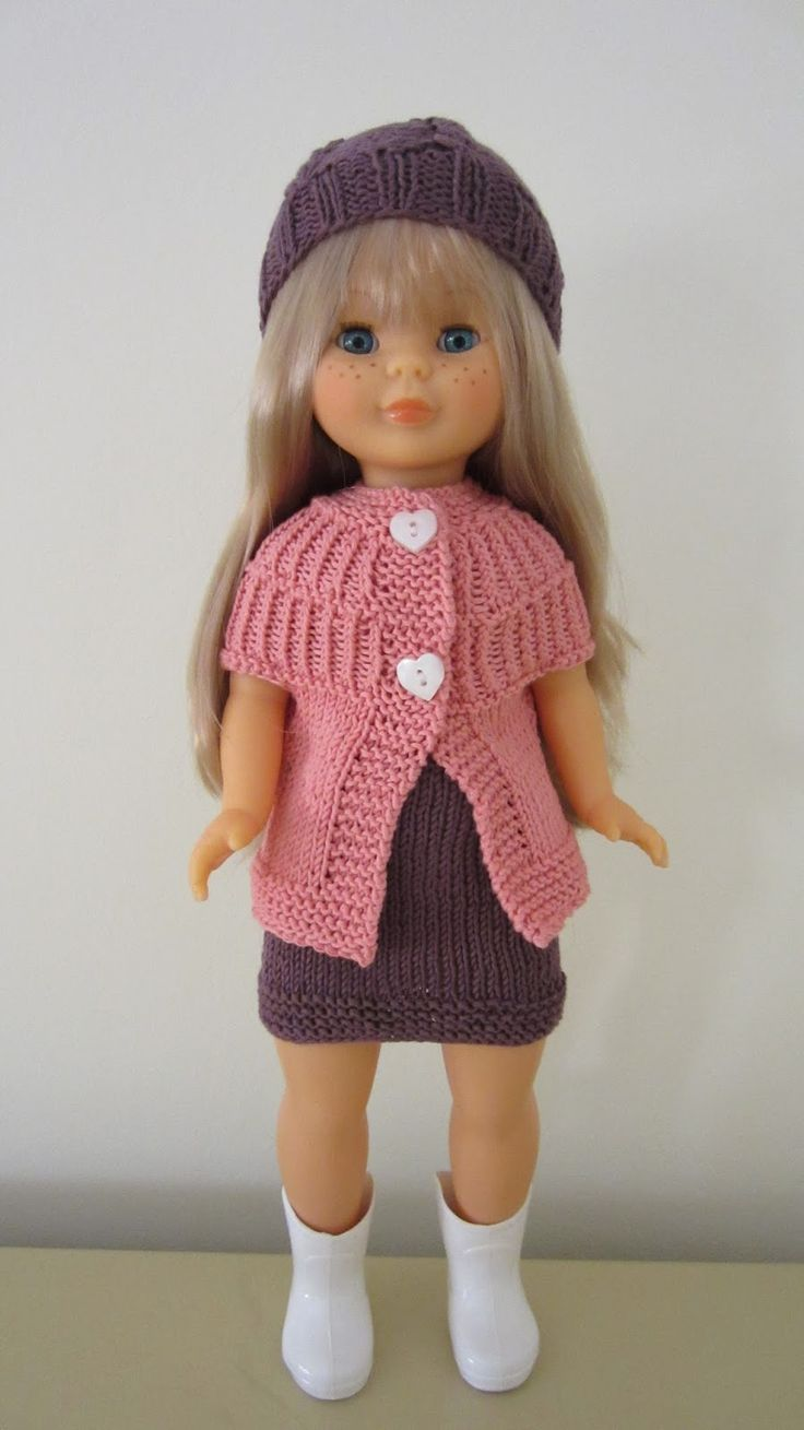 Free patterns for Nancy Doll